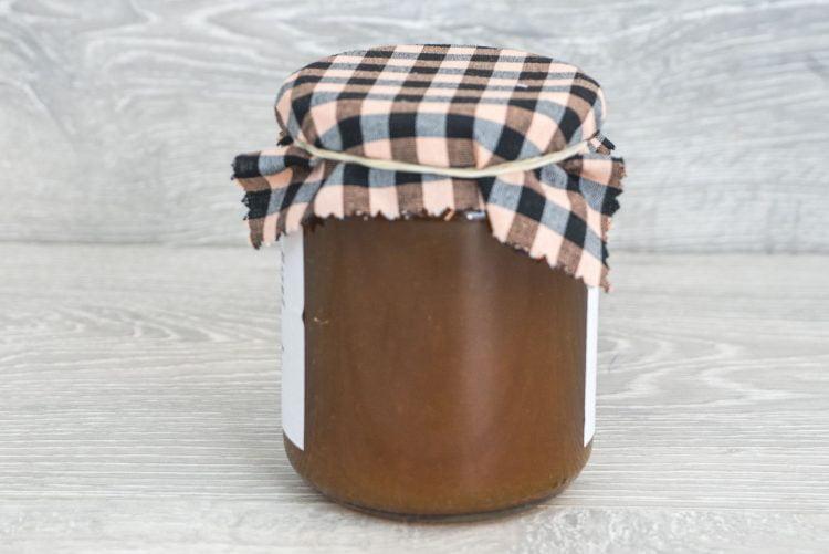 mermelada d'albercoc de Menorca