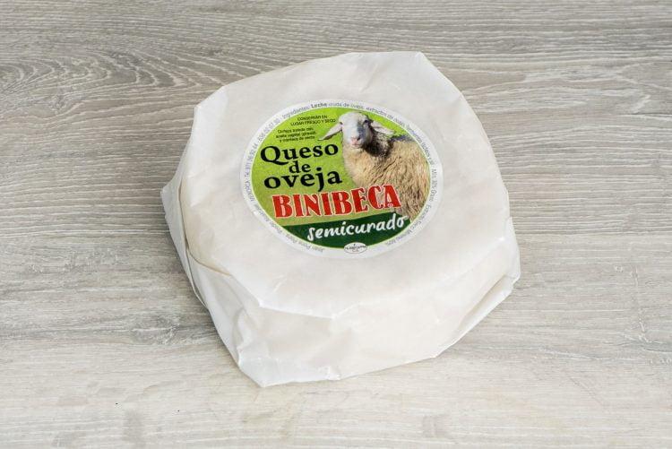 Queso de Oveja de Menorca