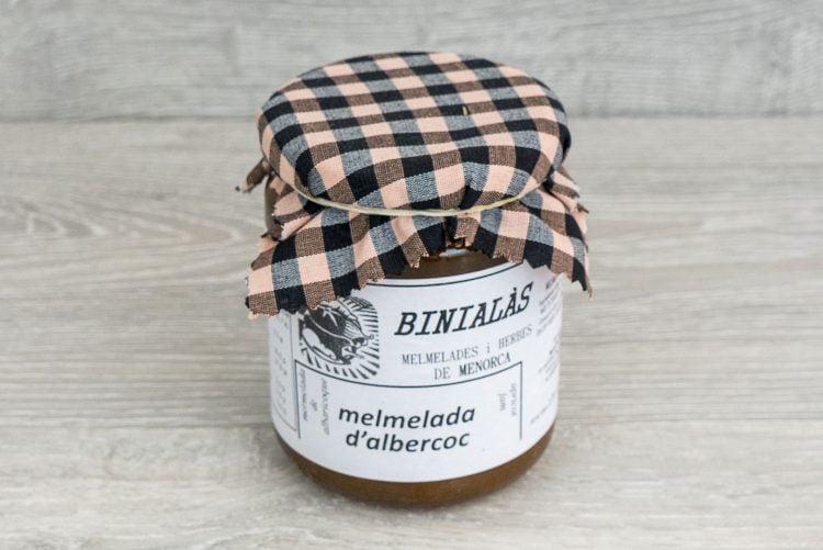 mermelada d'albercoc